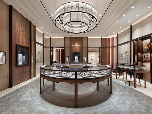 Jaeger-LeCoultre Boutique The Dubai Mall (2)
